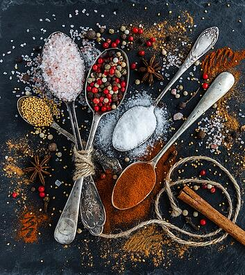 Barbecue spice dry rubs