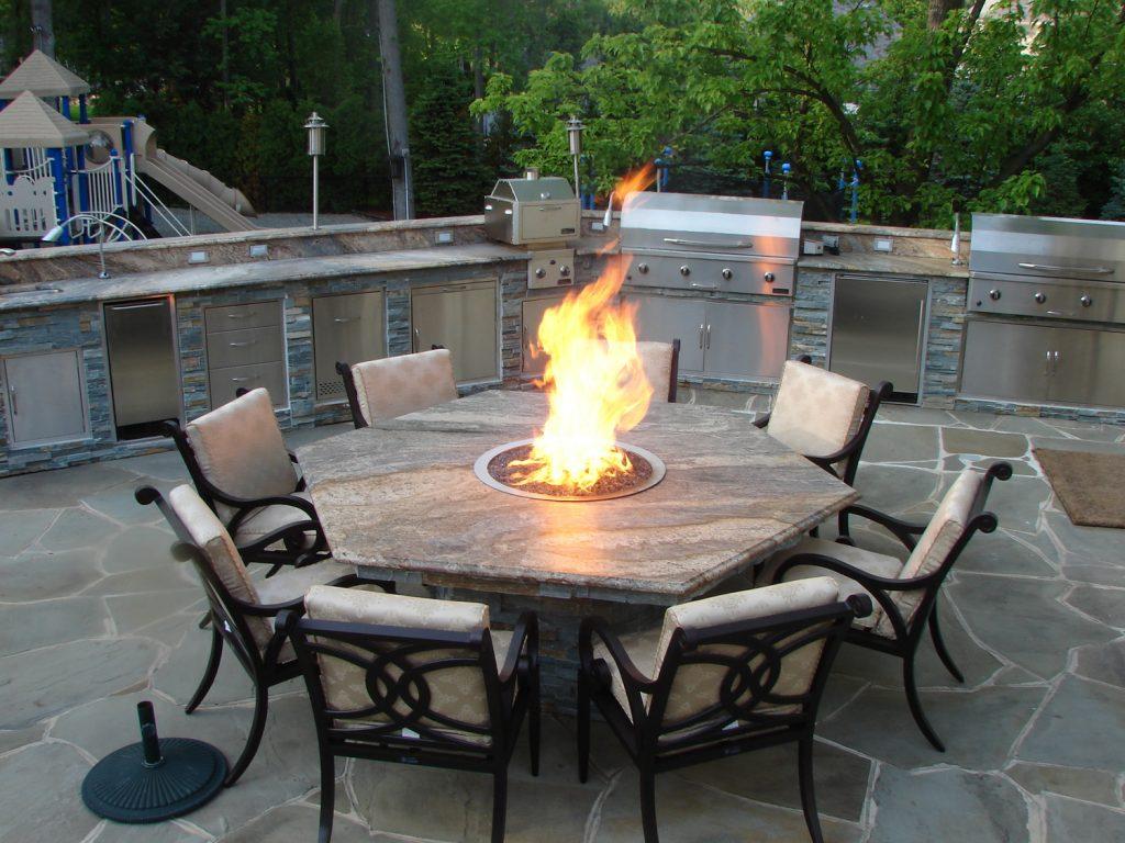 fire table san jose