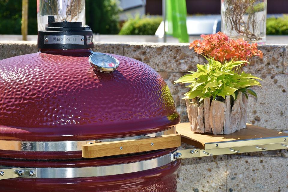 ceramic kamado grill