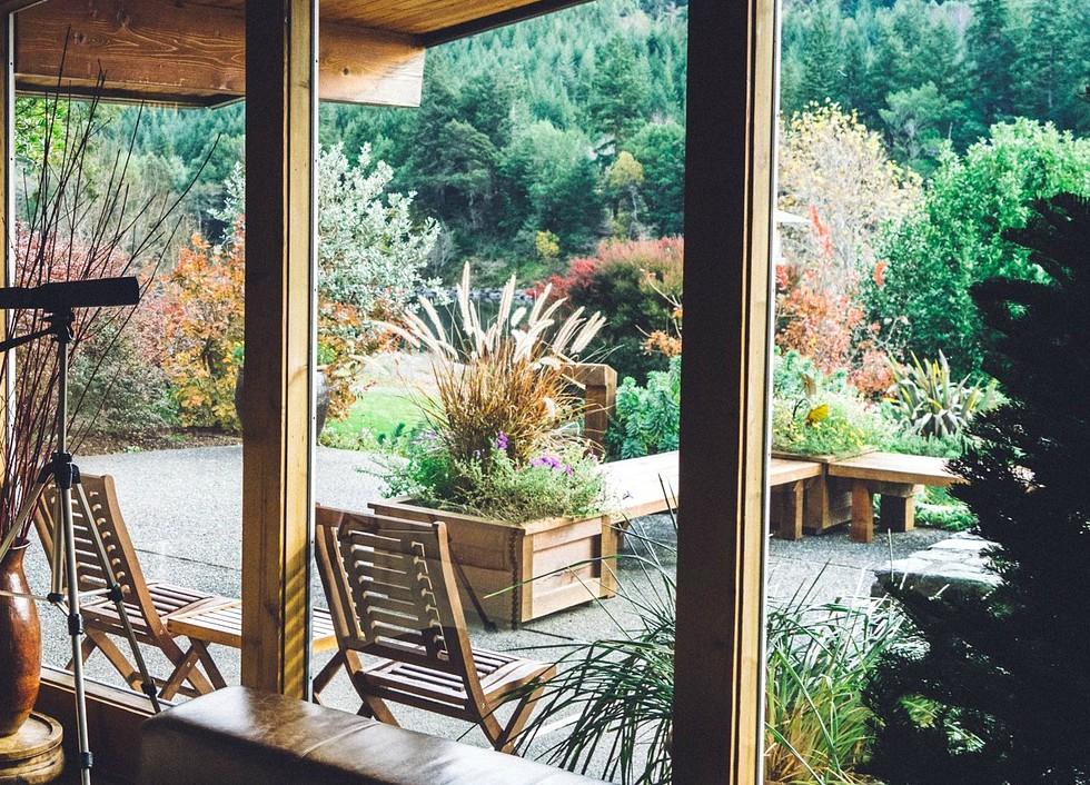 landscaping ideas outdoor kitchen